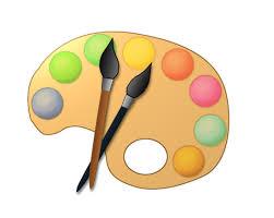 Paint Palette Clip Art Artist Clipart Kid 3 Clipartix