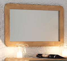 spiegel mit rahmen aus buche kernbuche