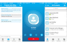 Skype for iPhone to major update redesigned from ground up