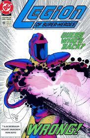 Legion Of Super Heroes 1989 4th Series 40