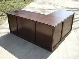 desk diy wooden pallet corner desk custom l shaped desk diy l