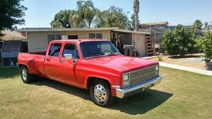 BangShift.com Dually Of The Day: This Square Body Chevrolet Dually ... Best Pickup Truck Of 2018 Nominees News Carscom Truck Wikipedia Used Ford F350 Dually Wheels 1999 With 2015 Cversion Kit Is The Thing Ever 2013 Ram 3500 Hd To Chevrolet Ours Is More Capable Cummins Diesel Gallery A 03 Kid Trax 12v Battery Powered Rideon Black Meet 2019 Mega Cab Laramie Longhorn 5th Gen Rams Ftruck 450 Bad Ass 1st Gen Best Ive Seen Trucktacular Pinterest Twelve Trucks Every Guy Needs To Own In Their Lifetime Semi Wheels Or Lopro 24 On A Dually Anyone Done It Offshoreonlycom