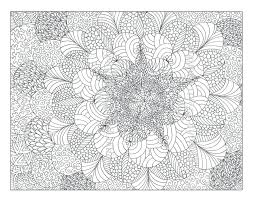 Coloring Pages Detailed For Adults Printable Online Sheets