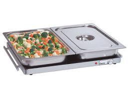 le chauffante cuisine professionnelle plaque chauffante gn 2 1 professionnelle bartscher finarome