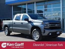 100 New Chevrolet Trucks 2019 Silverado 1500 RST Crew Cab Pickup 4E90420 Ken