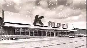 Kmart Christmas Trees 2015 by Kmart In Store Christmas 1974 Youtube