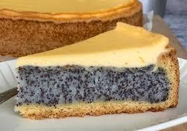cremiger mohn schmandkuchen langsam kocht besser