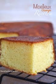 recette avec ricotta dessert gâteau moelleux à l orange et à la ricotta recettes by hanane