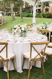 Reception Décor Photos - Vineyard Chairs At Round White ... Wedding Table Set With Decoration For Fine Dning Or Setting Inspo Your Next Event Gc Hire Party Rentals Gallery Big Blue Sky Premier Series And Wood Folding Chair With Vinyl Seat Pad Free Storage Bag White Starlight Events South Wales Home Covers Of Lansing Decorations Chiavari Elegant All White Affaire Black White Red Gold Reception Decorations Pink Oconee Rental In Athens Atlanta