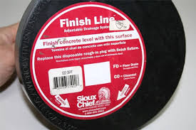 Sioux Chief Adjustable Floor Drain by New Sioux Chief 832 36pf Finish Line 3x4 Pvc Drain Premier