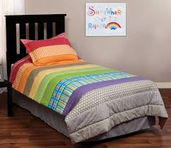 Rainbow Connection Twin Bedding Set Trend Lab