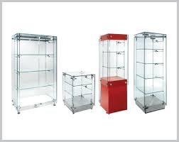 glass display cabinets and trophy cabinets shopkit uk