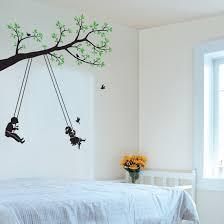 Tree And Swing Wall Art Stickers Will Belong To You Your