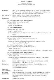 Sample Resume For Job Title Examples This Is A Jobs
