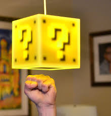 Mario Question Mark Block Lamp by 28 Super Mario Question Block Lamp Amazon Super Mario