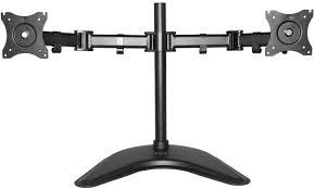 Dual Monitor Standing Desk Attachment by Adjustable Standing Desk Dual Monitor Cool Standing Desk Idea I
