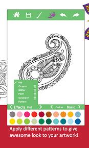 Color Zen Adult Coloring Book Screenshot