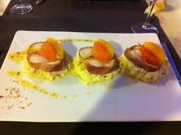 cuisine de la lotte risotto aux agrumes et la lotte au jambon de bayonne picture of l