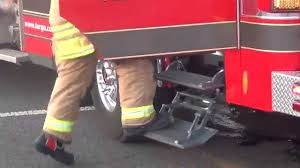 100 Electric Steps For Trucks Step On New Largo Fire Truck YouTube