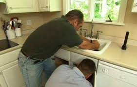 Garbage Disposal Backing Up Into Basement Sink by How To Repair A Garbage Disposer This Old House