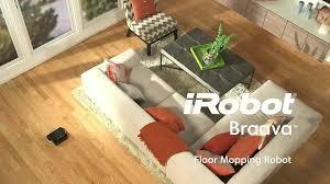 Irobot Roomba Floor Mopping by Irobot Braava 380t Floor Mopping Robot Braava380t