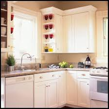White Cabinet Kitchen Decoration Ideas