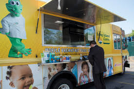 Food Trucks For Good: LI Cares Offers Mobile Breakfast For Kids In ...