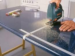 die neue küchen arbeitsplatte montieren selbermachen de