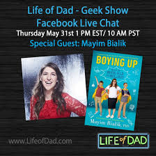 Life Of Dad On Twitter Today At 1 Pm EST We Will Talk With