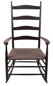 Lot 150: Rocking Chair   Shaker   Rocking Chair, Chair ...