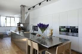 table cuisine moderne design ilot central blanc ilot central bar cuisine ikea trendy excellent