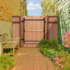 100 Building A Garden Gate From Wood Djust 3 Rail 60 In H 60 In96 In W KitContractor Series