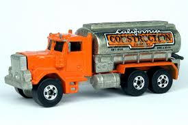 Peterbilt Tank Truck | Hot Wheels Wiki | FANDOM Powered By Wikia Hot Wheels Trackin Trucks Speed Hauler Toy Review Youtube Stunt Go Truck Mattel Employee 1999 Christmas Car 56 Ford Panel Monster Jam 124 Diecast Vehicle Assorted Big W 2016 Hualinator Tow Truck End 2172018 515 Am Mega Gotta Ckc09 Blocks Bloks Baja Bone Shaker Rad Newsletter Dairy Delivery 58mm 2012 With Giant Grave Digger Trend Legends This History Of The Walmart Exclusive Pickup Series Is A Must And
