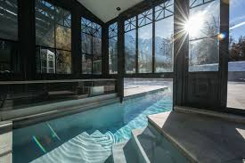 spa hôtel mont blanc by clarins chamonix mont blanc