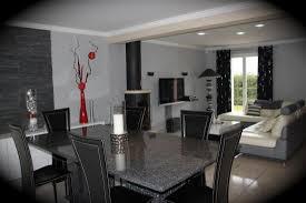 tapisserie salon salle a manger avant après projet de décoration et d aménagement d espace