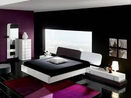 Fabulous Black And White Bedroom Decor 48 Samples For Red Decorating Ideas