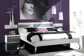 chambre violet et deco chambre mauve chambre mauve et blanc en photo galerie