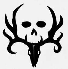 100 Hunting Decals For Trucks Deer Skull And Antlers Sticker Google Search Silhouette Cameo