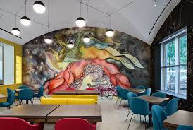 Big Ang Mural Chicago by Chicago Art Museum Opens A Restaurant Named For Marisol The New