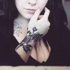 Hand Tattoo Ideas 38