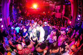 Halloween Hangover Pub Crawl Nyc by House Of Yes The Best Venue Ever Aerial Performance Nightlife