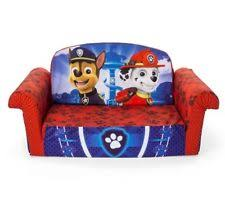 Minnie Mouse Flip Open Sofa by Kids Sofa Bed Ebay