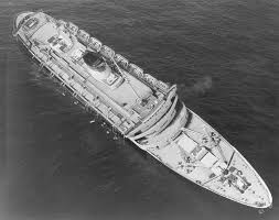 Cruise Ship Sinking Santorini by The Andrea Doria Claims Another Wreck Diver Soggy Science
