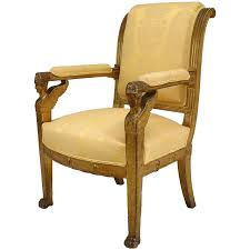 19th Century French Empire Upholstered Giltwood Armchair With ... Buttoned Charcoal Deep Armchair Accent Chair Louis For Sale Bloggertesinfo The Rochelle French From Within White Approach Country Bastille Dark Grey Linen Salon Kathy Kuo Pair Of Antique Xvi Bergres At 1stdibs Walnut Antiques Atlas Art Deco Armchairs From Austria Jean Marc Fray Vintage Velvet 1950s For Sale Pamono Xv Style Carved Wingback Bgere Circa Best 25 Armchair Ideas On Pinterest Fniture Flatback Ref60994