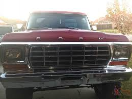 1978 Ford 4x4 Short Wheel Base Pickup Truck, 1978 Ford Truck For ...