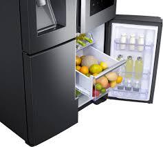 Counter Depth Refrigerator Width 30 by Samsung Rf22k9581sg 36 Inch Counter Depth 4 Door Refrigerator With