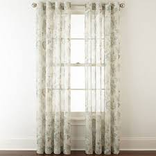 Jcpenney Sheer Curtain Rods by Jcpenney Sheer Curtains Curtains Ideas