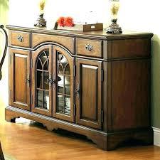Oak Buffet Servers Dining Room Corner Cabinet Beautiful Cabinets Server Sideboard Console Table And Sideboards Canada