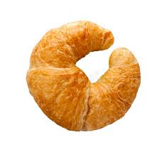Download Croissant Isolated Stock Image Of Bread Object