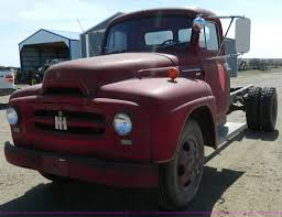 1953 International R160 Truck Cab And Chassis | Item G7800 |... Picking Up The Pieces Of A Classic Truck Wsj 1953 Intertional Pickup Harvester A Series Wikipedia Old Stock Photos No Reserve Wkhorse Trucks For Sale The Linfox R190 Three L Pickup R110 Newer Chassis Acautocruse Patina Man History Bus Company Kampat On Vacation 1955 Rseries